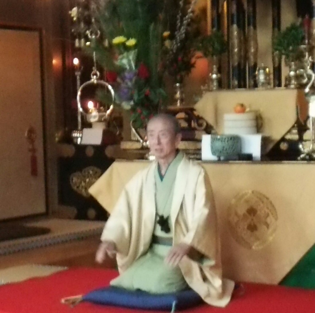 2017新春法会 金平さん